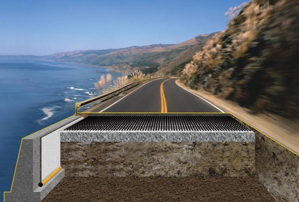 Нужно ли армирование нашим дорогам