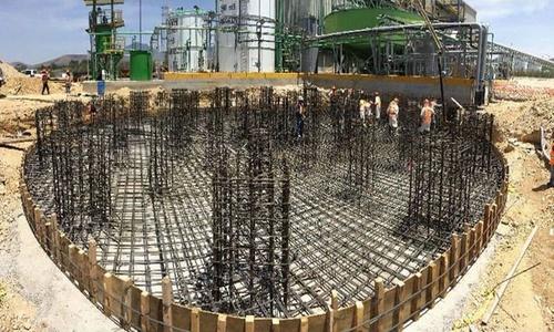 Применение геомембраны для гидроизоляции фундамента