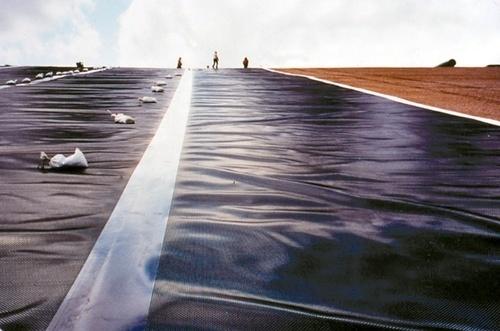 Применение геомембраны для гидроизоляции строительных объектов