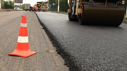 В Красноярске идёт ремонт дорог по федеральному проекту 8.09