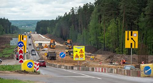 Выбран подрядчик на реконструкцию участка трассы М7