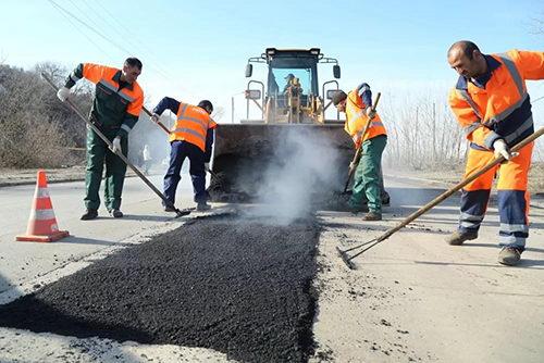 Жители Омска выбирают дороги для ремонта