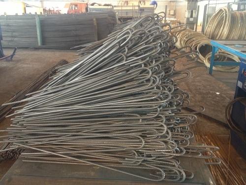 Анкера металлические для георешётки