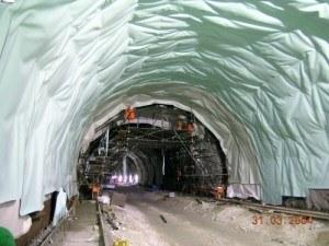 геотекстиль тоннель