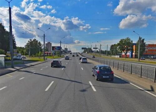 В Санкт-Петербурге полностью отремонтируют Пискаревский проспект