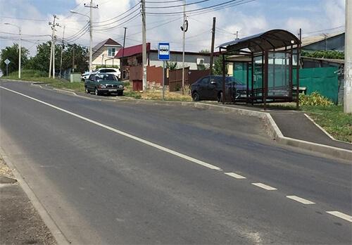 В Ставрополе раньше срока завершили ремонт дороги