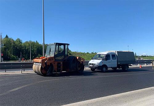 В Перми отремонтировали участок главной объездной дороги