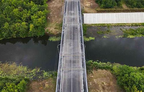 В Марий Эл отремонтирован Вараксинский мост