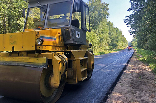В Марий Эл завершился ремонт дороги Морки — Уньжинский