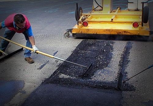 Методы и технологии современного ремонта дорог