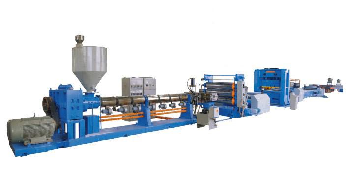 Производство полимерных геосеток