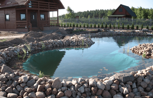 Заказать сварку и монтаж геомембраны для искусственных водоемов в Москве и регионах