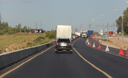 Два участка дороги капитально отремонтируют в Самарской области
