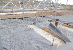 Плотность дорнита для строительства тоннелей и мостов