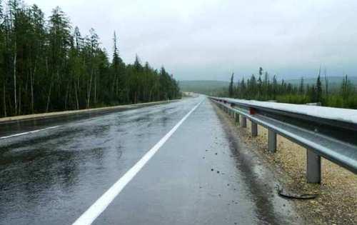 В регионах России в 2017 году готовят к ремонту 241 км федеральных трасс