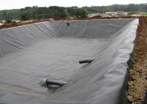 Технология строительства и гидроизоляции шламохранилищ