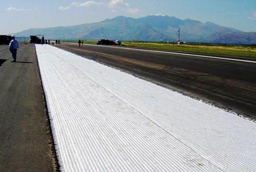 Укрепление почвы с помощью геотекстиля